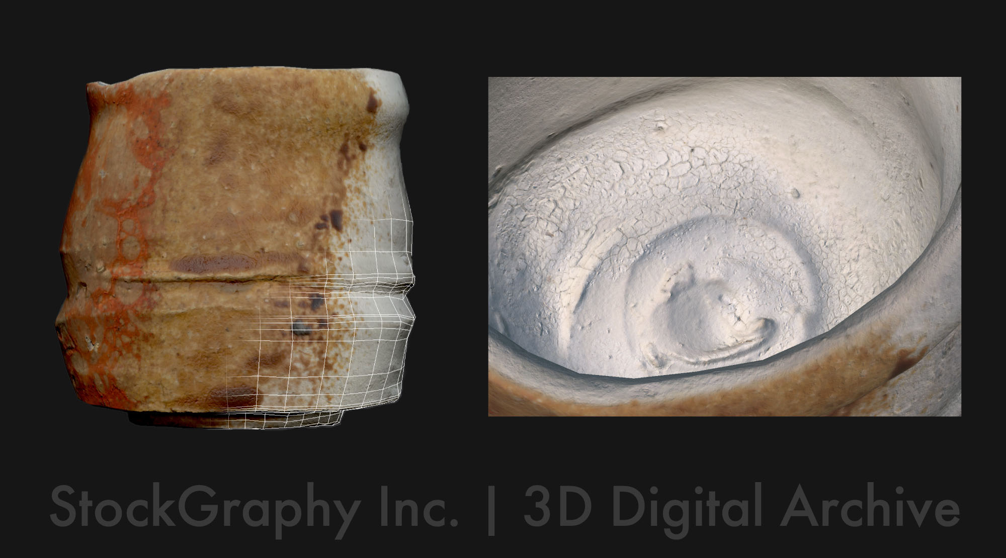 StockGraphy 3D Digital Archive