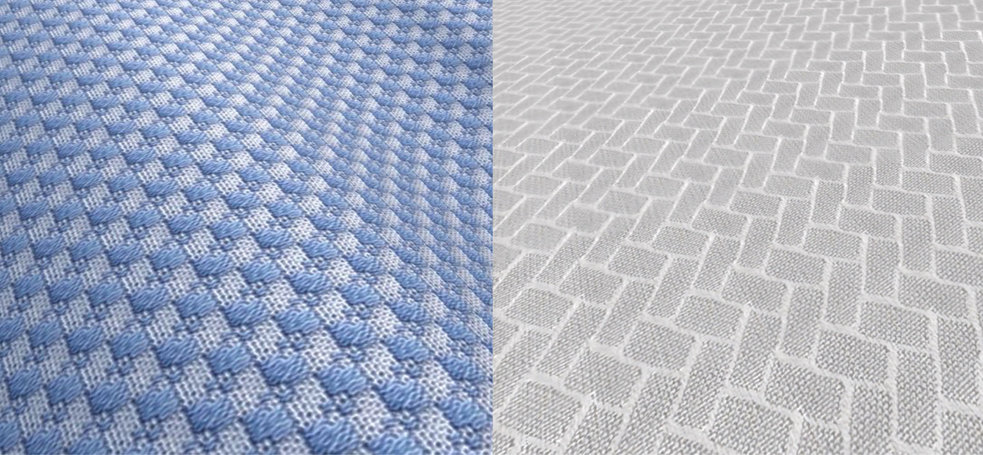 Close-up Accuracy of 3D fabric