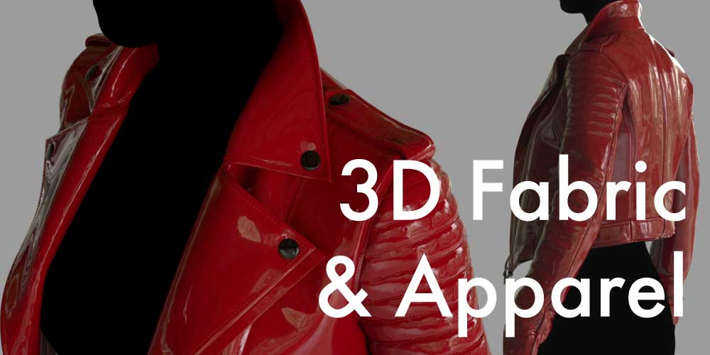 3D Fabric & Apparel